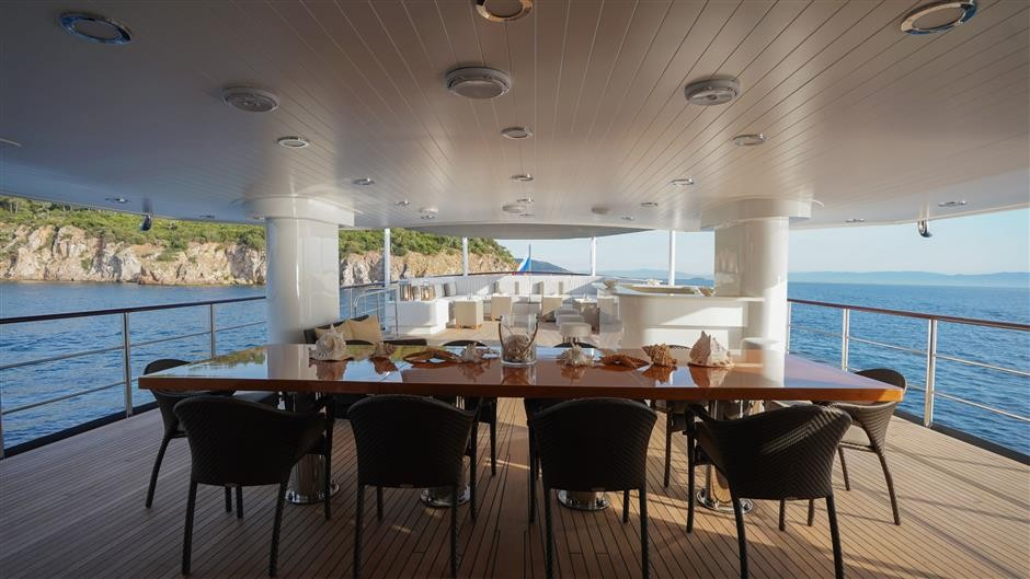 M/Y VOYAGER Yacht #19
