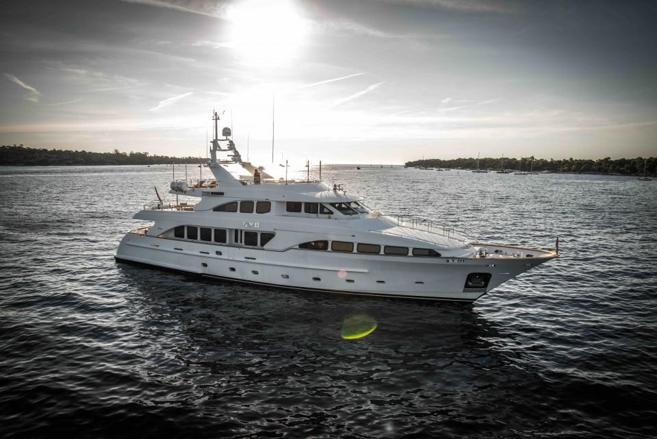 M/Y DXB Yacht #19