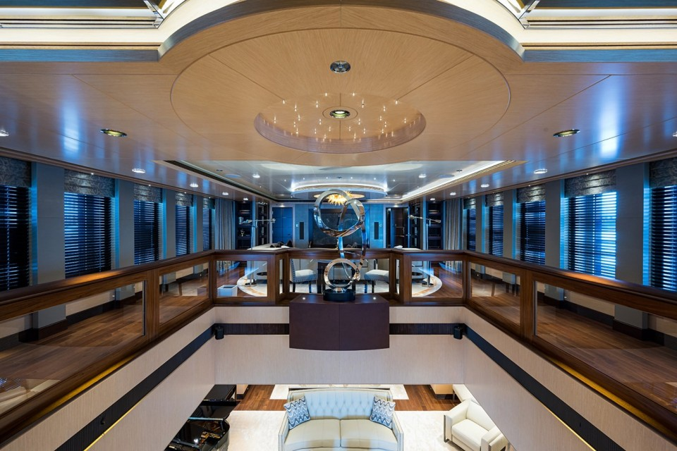 M/Y QUANTUM OF SOLACE Yacht #16