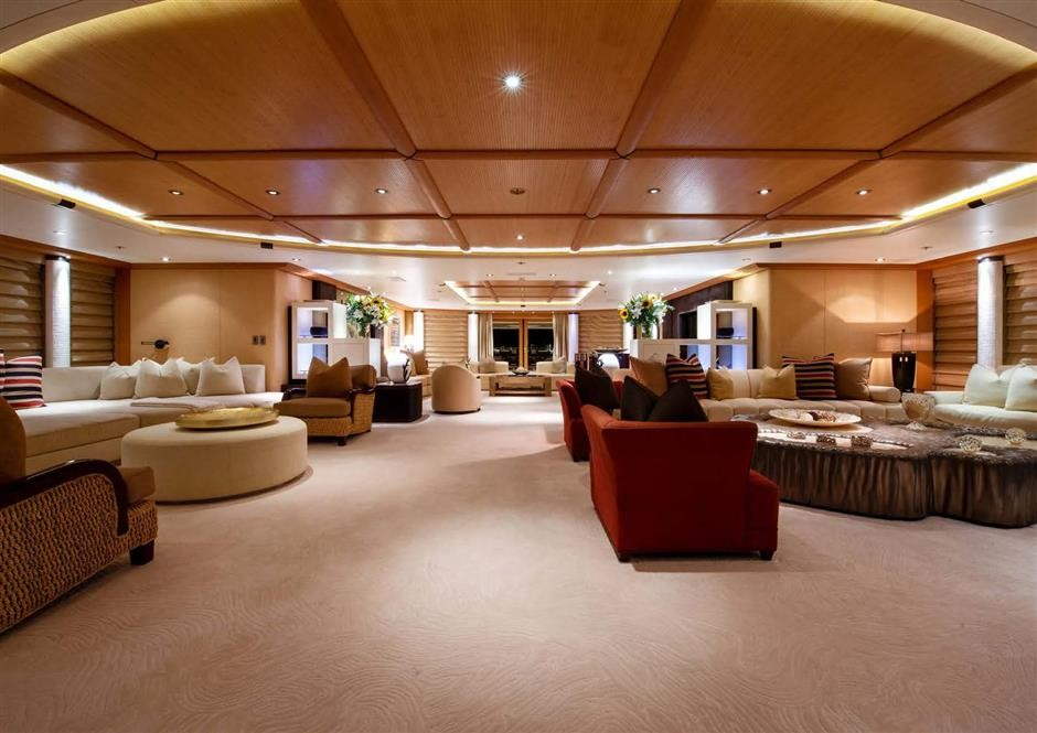 M/Y SUNRAYS Yacht #16