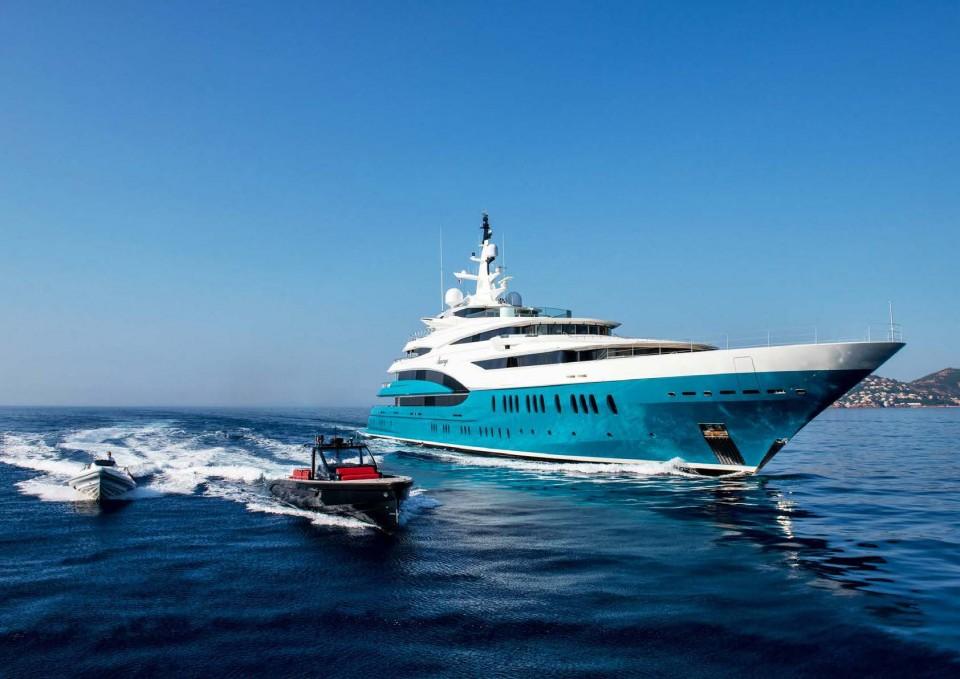 M/Y SUNRAYS Yacht #60