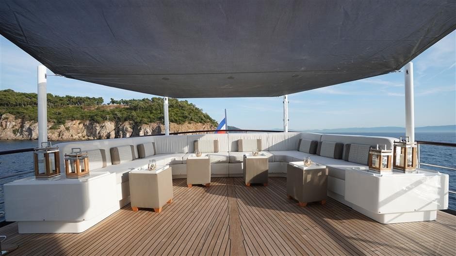 M/Y VOYAGER Yacht #21