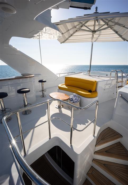 M/Y AQUABELLA Yacht #8