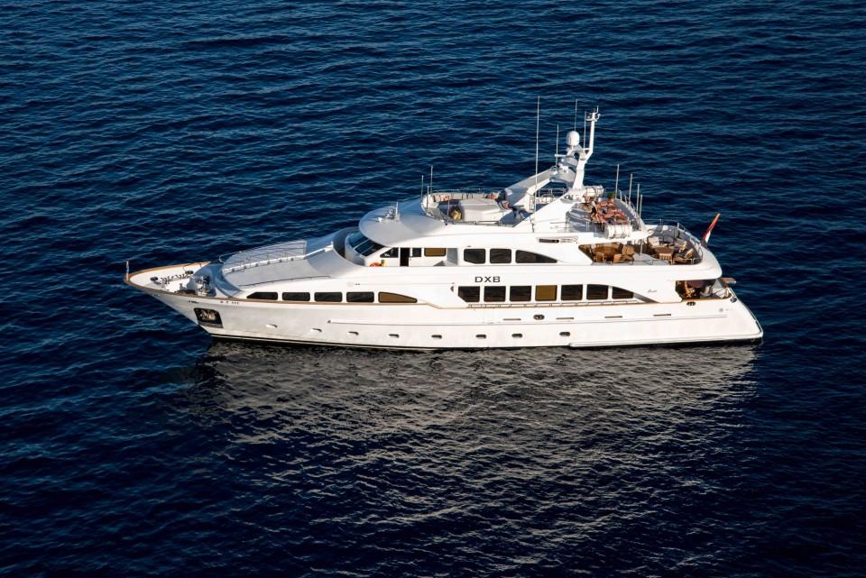 M/Y DXB Yacht #16