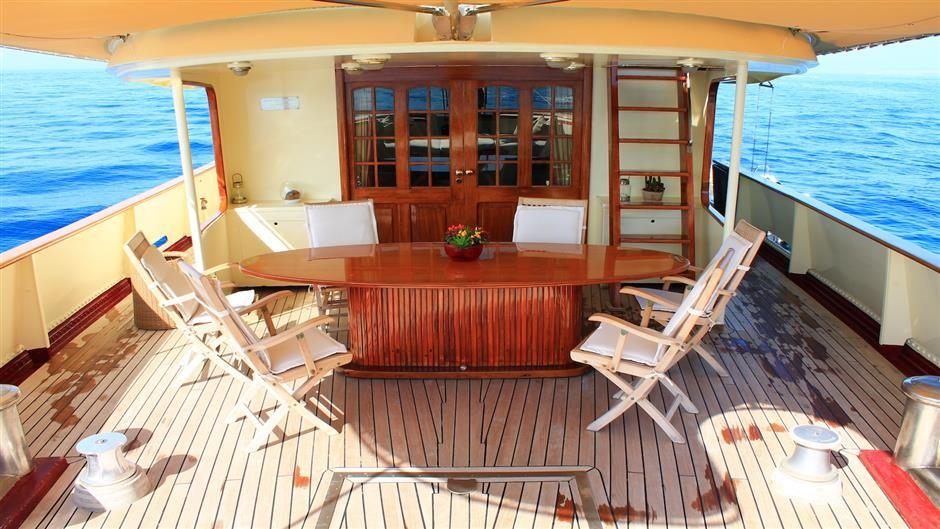 M/Y DP MONITOR Yacht #5