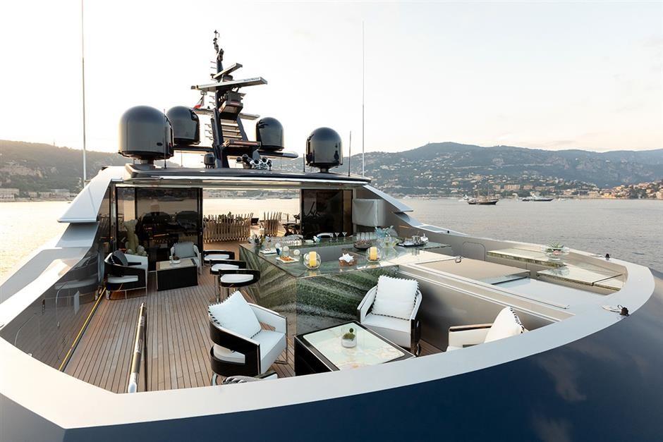 M/Y SARASTAR  Yacht #6