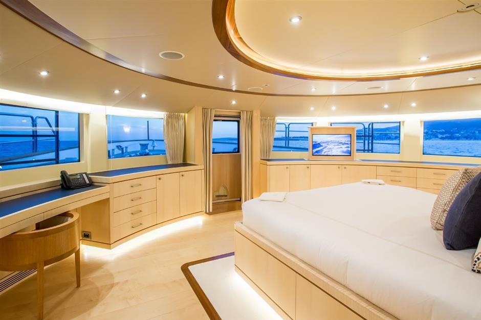 M/Y BLUE VISION  Yacht #14