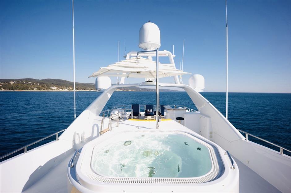 M/Y AQUABELLA Yacht #6