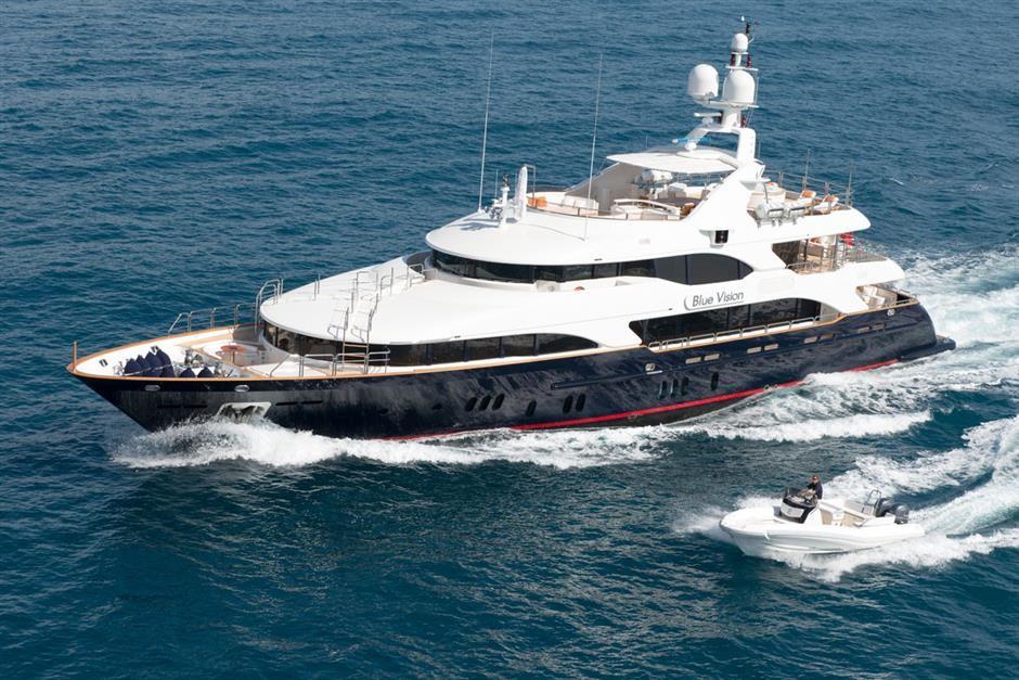 M/Y BLUE VISION  Yacht #1