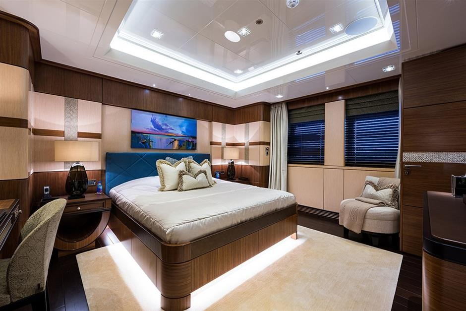 M/Y QUANTUM OF SOLACE Yacht #6