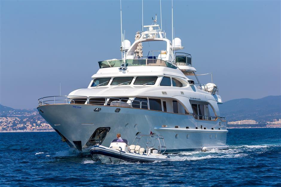 M/Y NEW STAR Yacht #16