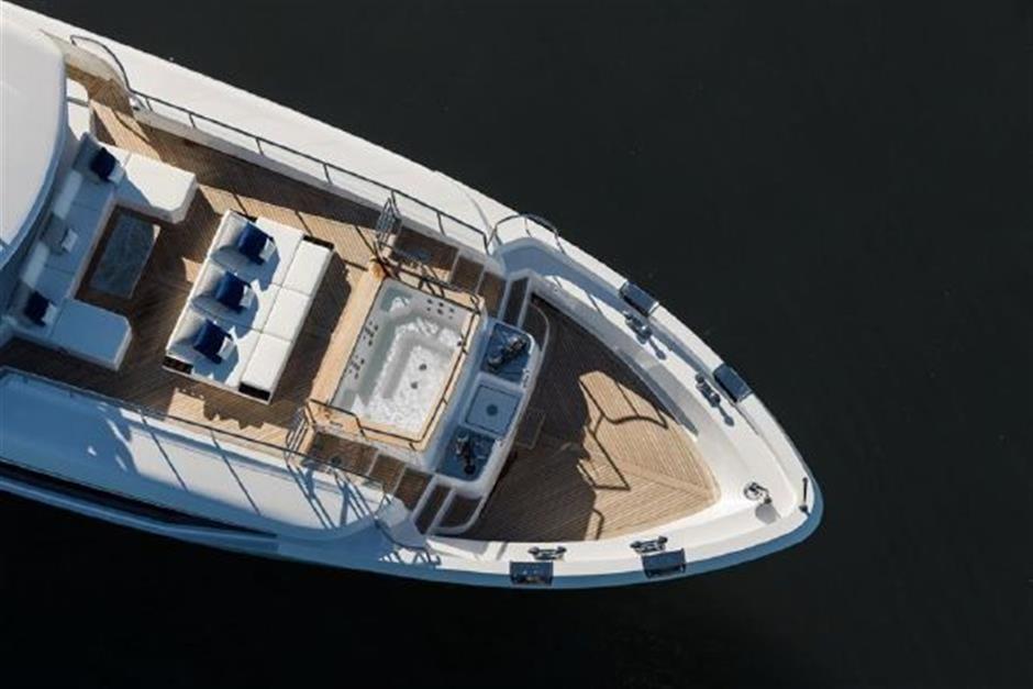 M/Y 2018 Benetti Mediterraneo 116 Yacht #3