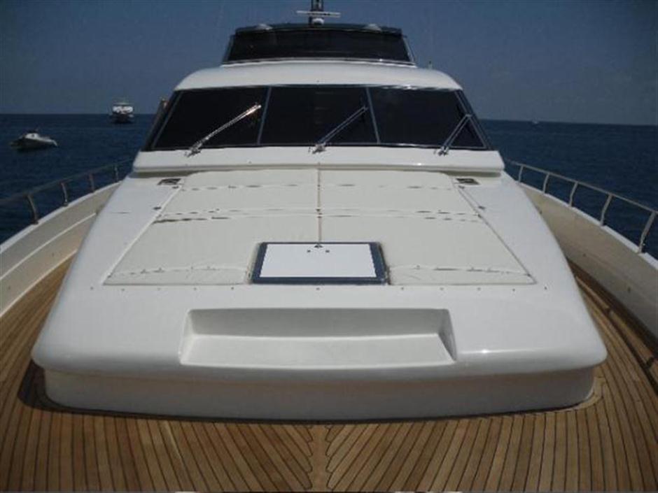 M/Y 80' Posillipo Technema 80 2010 Yacht #5