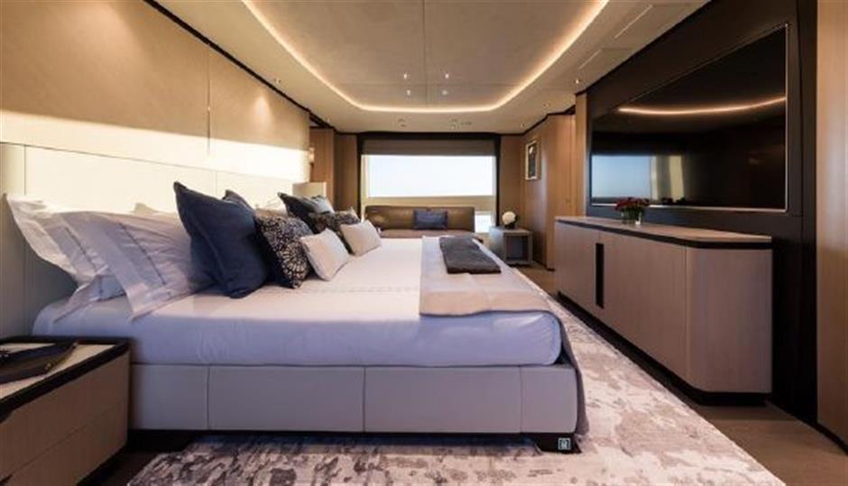 M/Y 2018 Benetti Mediterraneo 116 Yacht #15