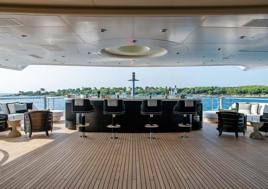 M/Y SUNRAYS Yacht #22