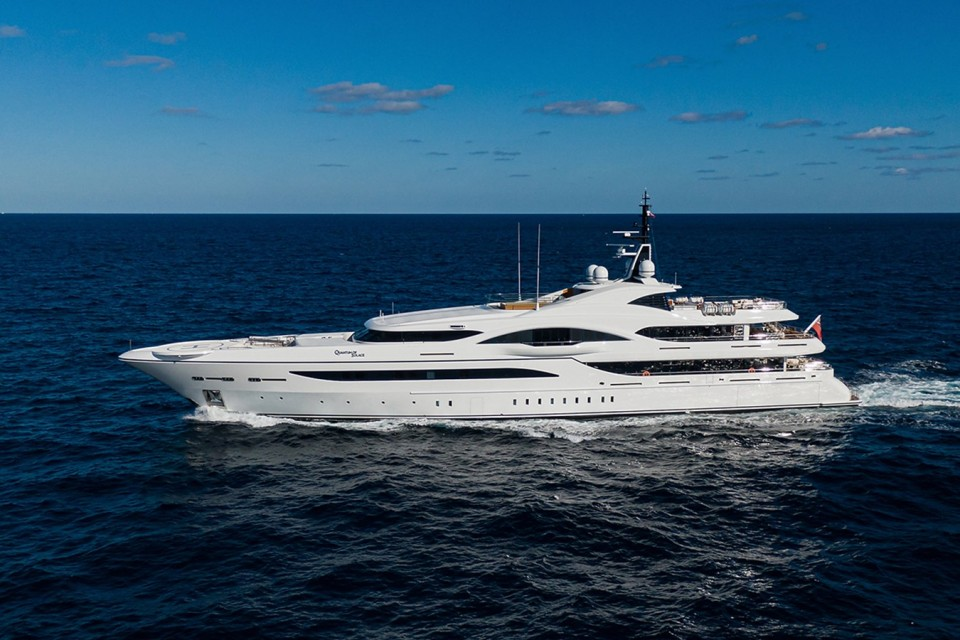 M/Y QUANTUM OF SOLACE Yacht #2