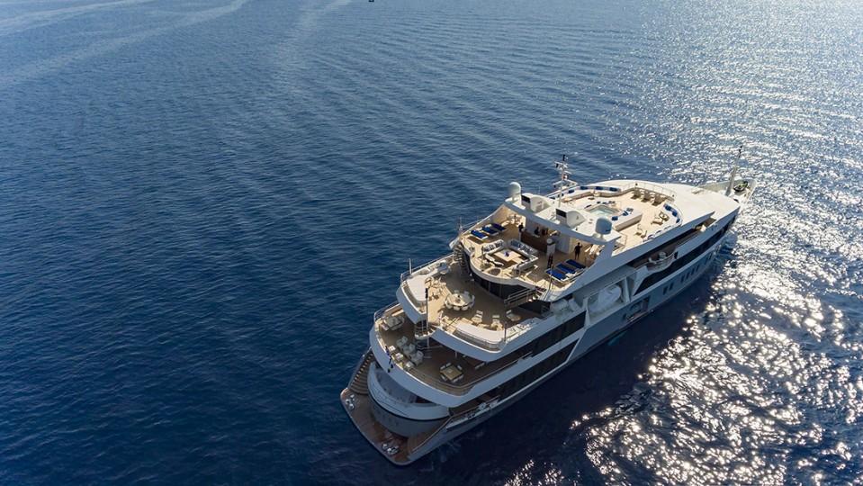 M/Y SERENITY Yacht #3