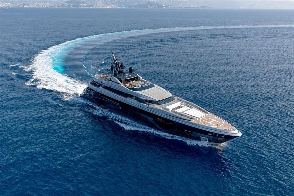 M/Y SARASTAR  Yacht #1