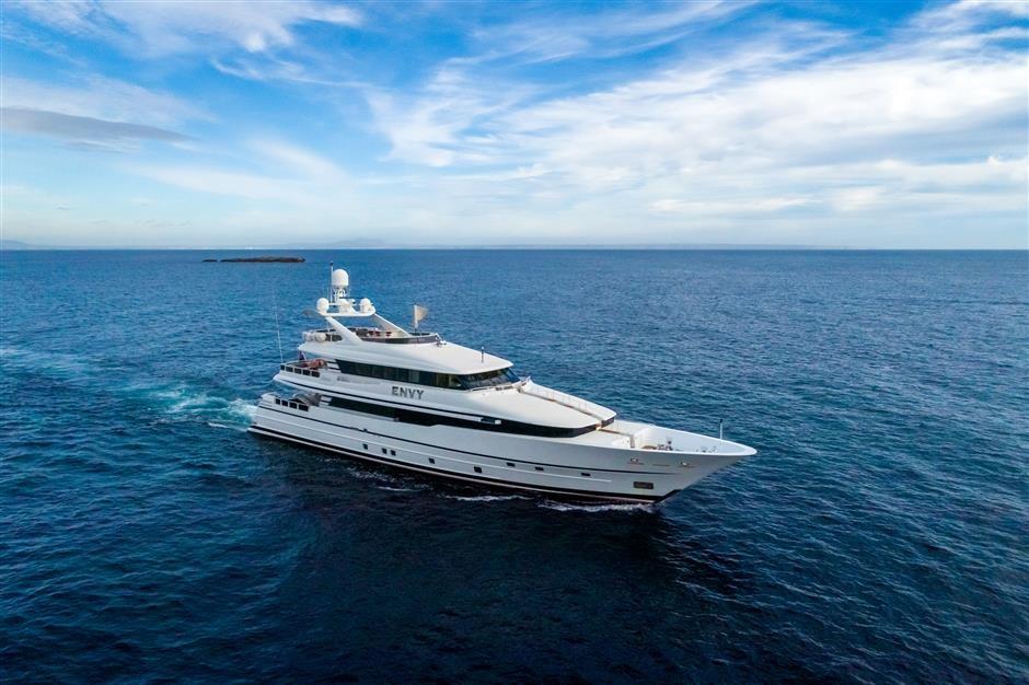 M/Y ENVY Yacht #1