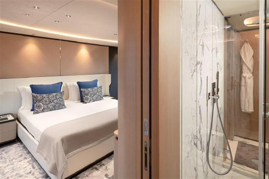 M/Y 2018 Benetti Mediterraneo 116 - Virgin Islands Yacht #10