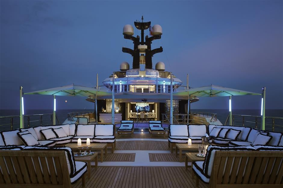M/Y TRANQUILITY Yacht #28