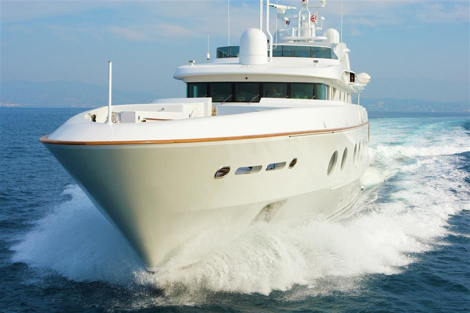 M/Y Queen Aida Yacht #33
