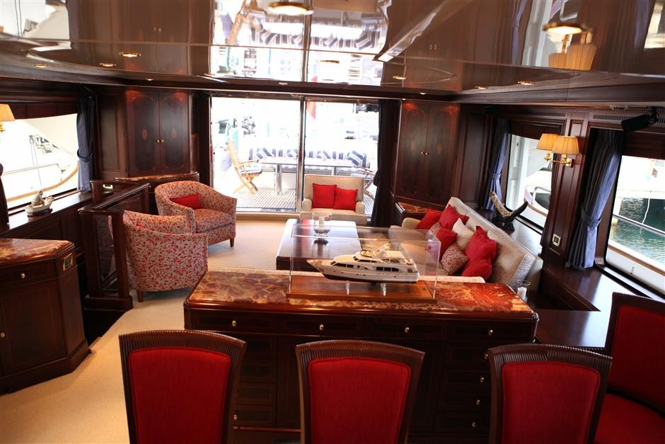 M/Y ANYPA Yacht #15