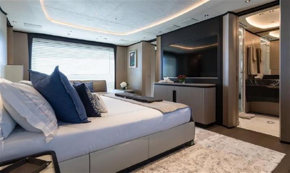M/Y 2018 Benetti Mediterraneo 116 Yacht #17