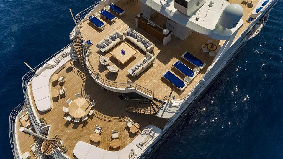 M/Y SERENITY Yacht #5
