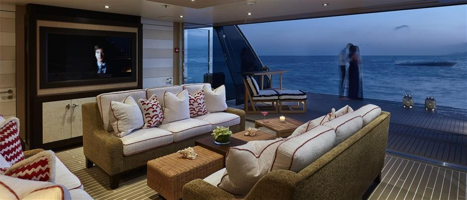 M/Y TRANQUILITY Yacht #32