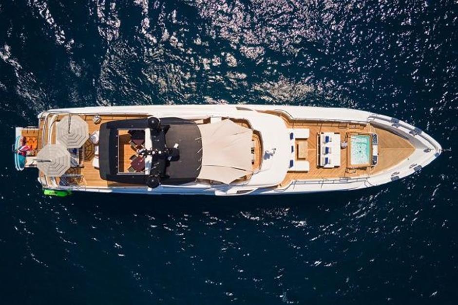 M/Y 2018 Benetti Mediterraneo 116 Yacht #4