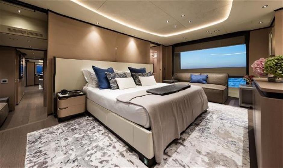 M/Y 2018 Benetti Mediterraneo 116 Yacht #19