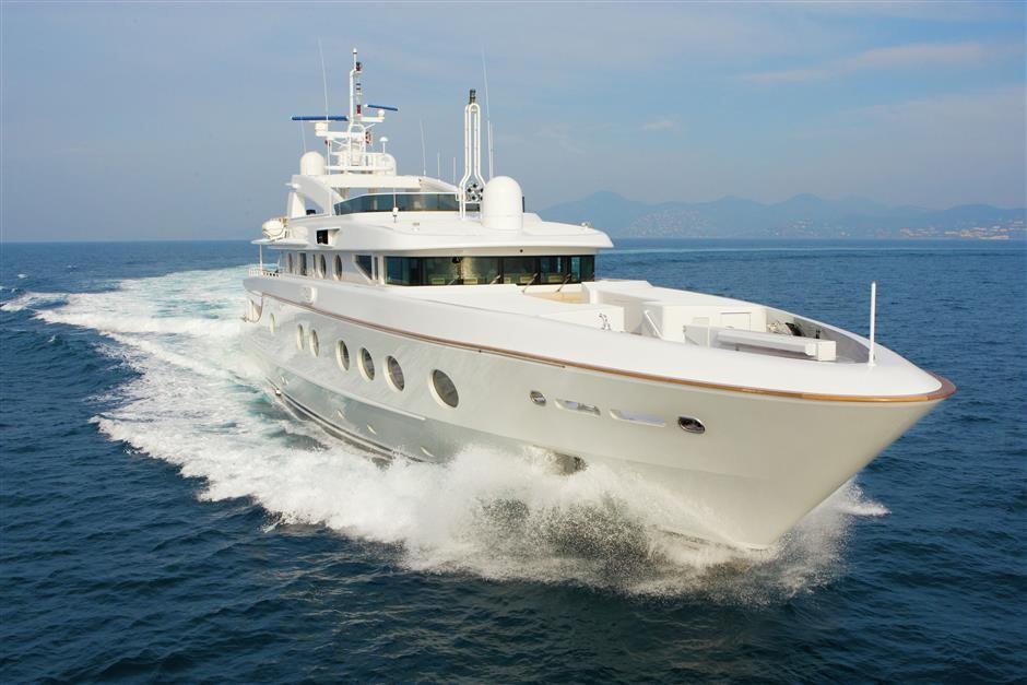 M/Y Queen Aida Yacht #32