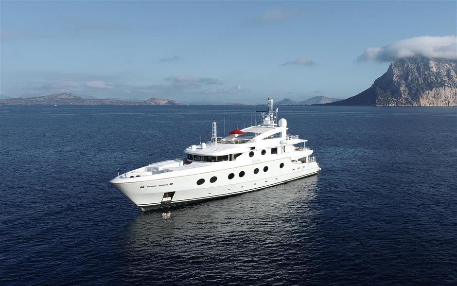 M/Y Queen Aida Yacht #1