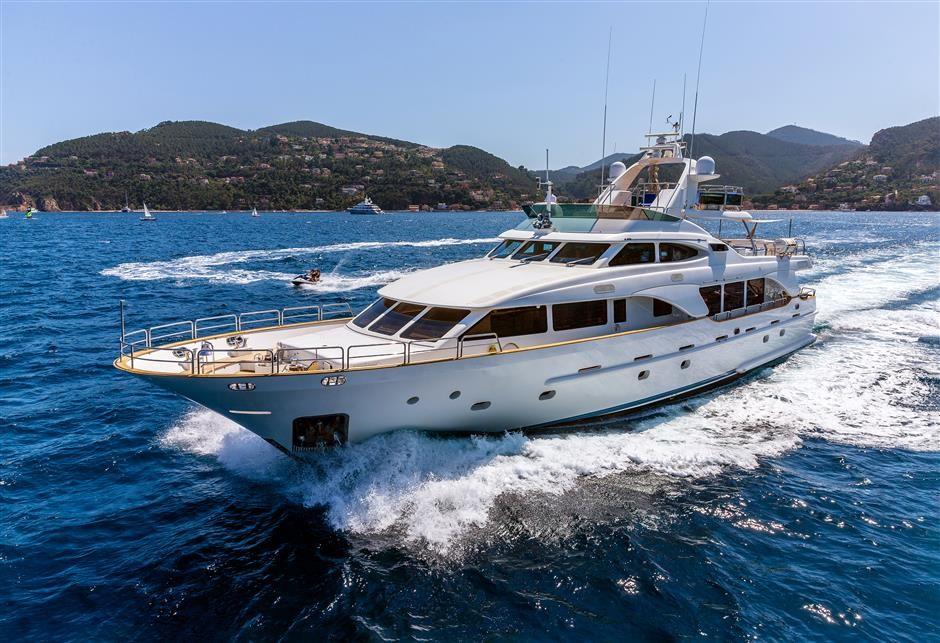 M/Y NEW STAR Yacht #1