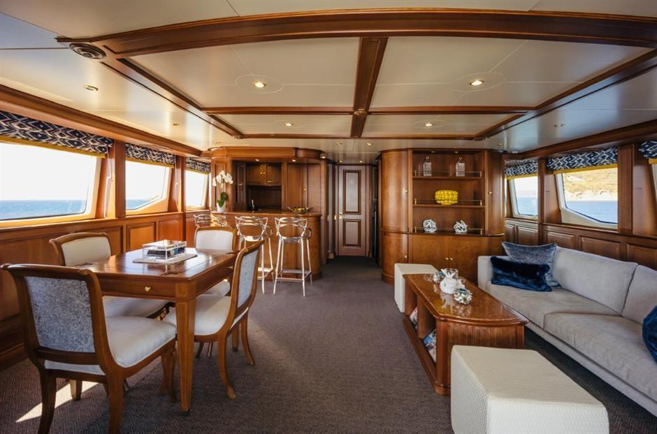 M/Y AQUABELLA Yacht #13