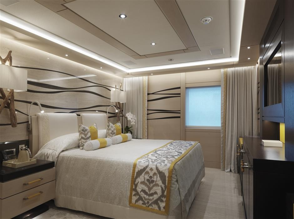 M/Y TRANQUILITY Yacht #15