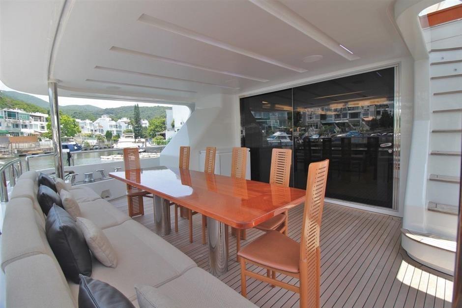 M/Y SUNRISE Yacht #12