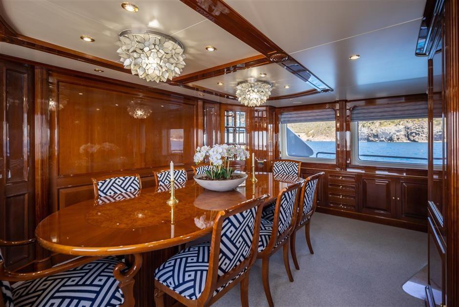 M/Y AQUABELLA Yacht #12
