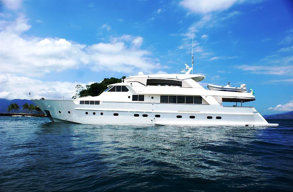 M/Y Saint Germain Yacht #1