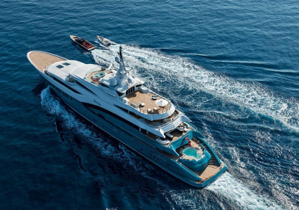 M/Y SUNRAYS Yacht #3