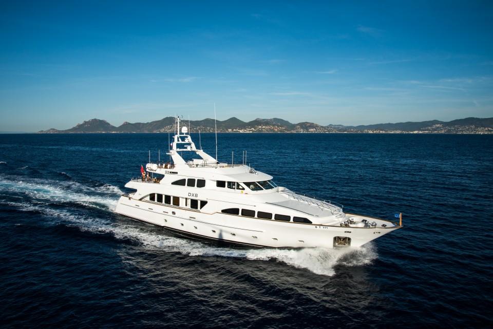 M/Y DXB Yacht #1