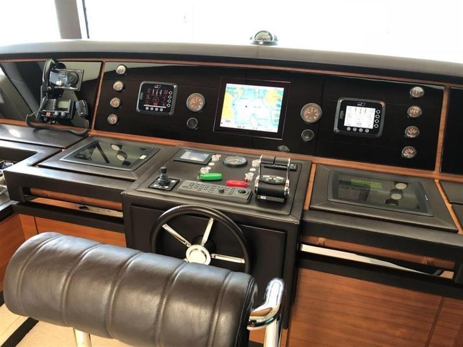 M/Y SUNRISE Yacht #34
