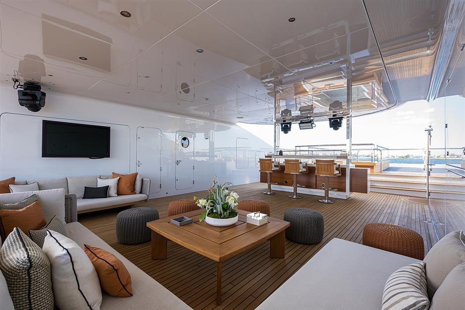 M/Y QUANTUM OF SOLACE Yacht #25