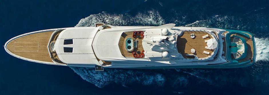 M/Y SUNRAYS Yacht #51
