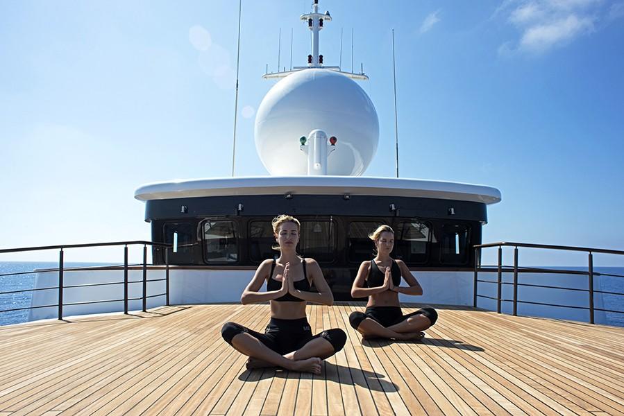 M/Y CHAKRA Yacht #6