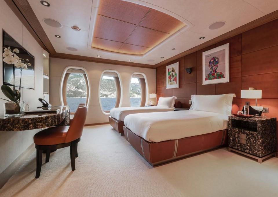 M/Y SUNRAYS Yacht #28