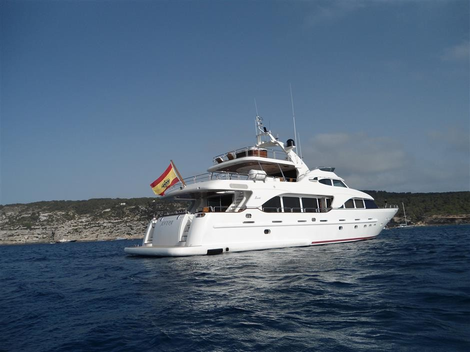 M/Y ANYPA Yacht #1