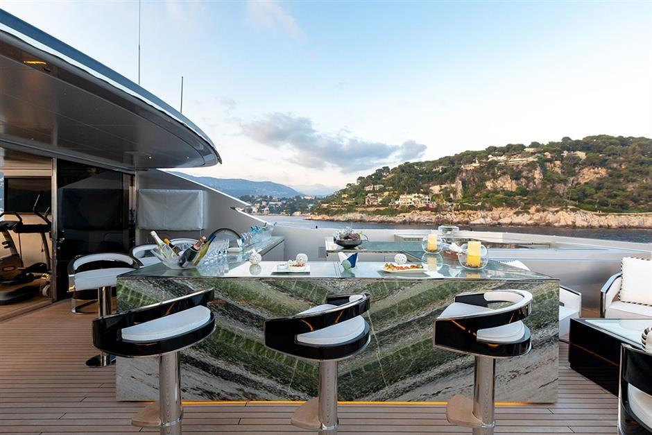M/Y SARASTAR  Yacht #7