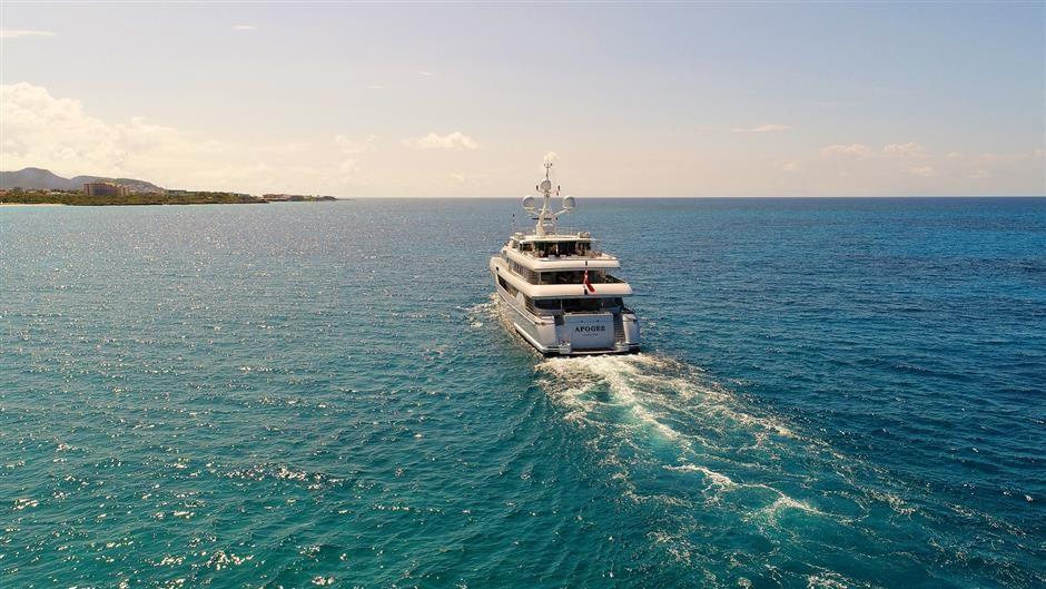 M/Y APOGEE Yacht #5